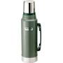 Stanley Classic Vakuum Flasche 1000ml green