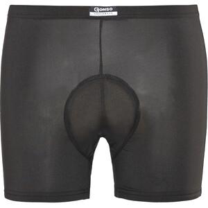 Gonso Ibadan Fahrrad-Unterhose Herren schwarz schwarz