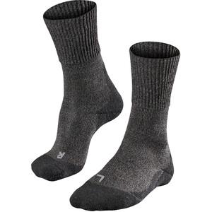 Falke TK1 Wool Trekking Socken Herren grau grau