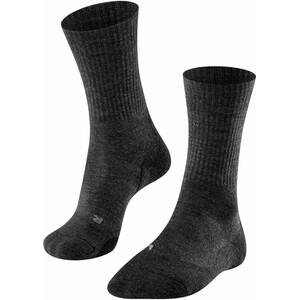 Falke TK2 Wool Trekking Sokken Heren, grijs grijs