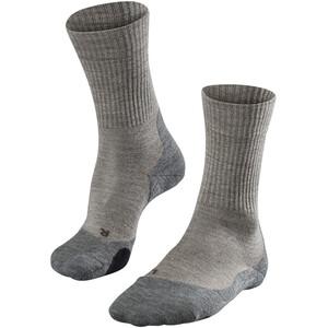 Falke TK2 Wool Trekking Socken Damen kitt mouline kitt mouline