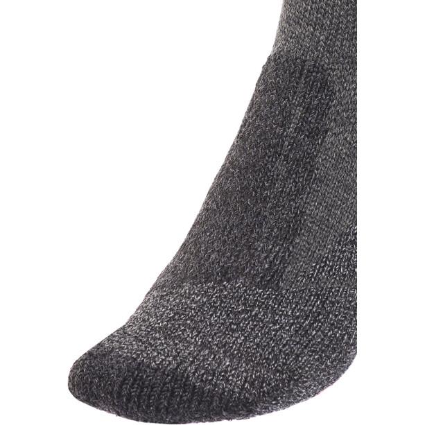 Falke TK1 Trekking Socken Damen asphalt melange