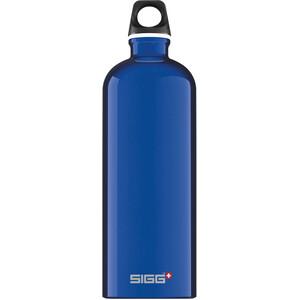 Sigg Traveller Trinkflasche 1000ml blau blau