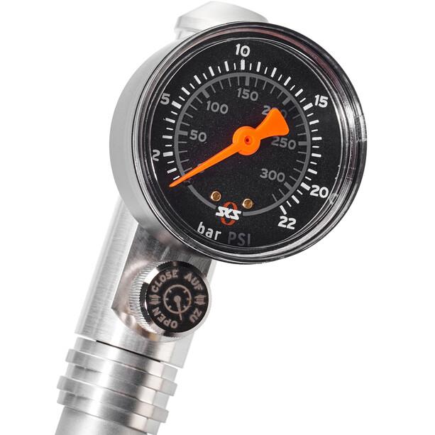 SKS USP Shock Pump silver