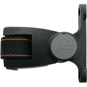 SKS Adaptateur pour support de bidon, noir/orange noir/orange