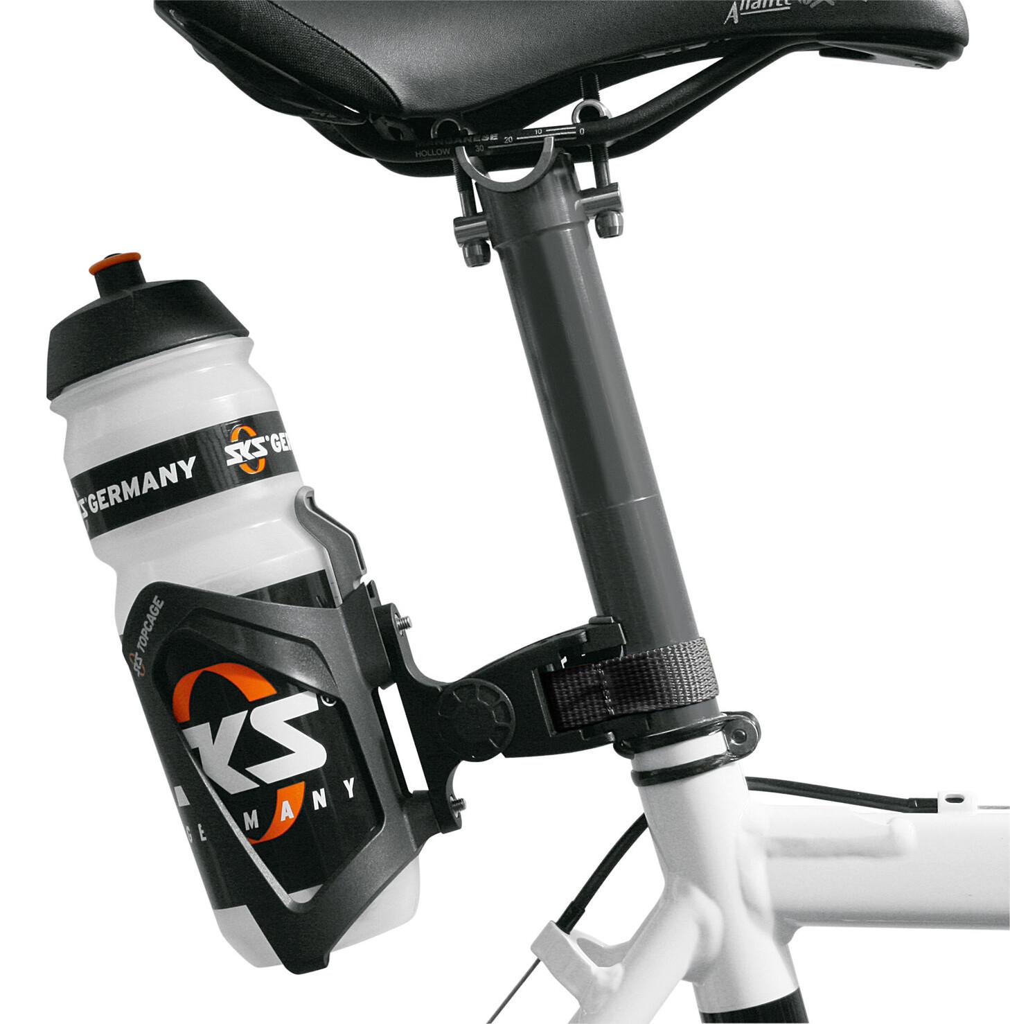 Radfahren Trinkflasche Halter Clip Flaschenhalter Anhänger Clip