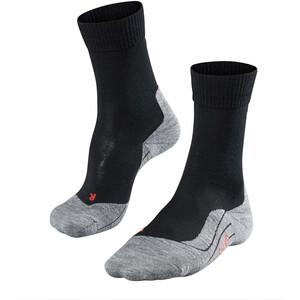 Falke TK5 Trekking Socken Damen black mix black mix