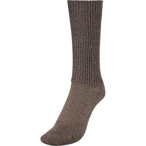 Falke Walkie Ergo SO Socken dark brown dark brown