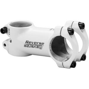 Reverse XC Ohjainkannatin Ø31,8mm 6°, valkoinen valkoinen