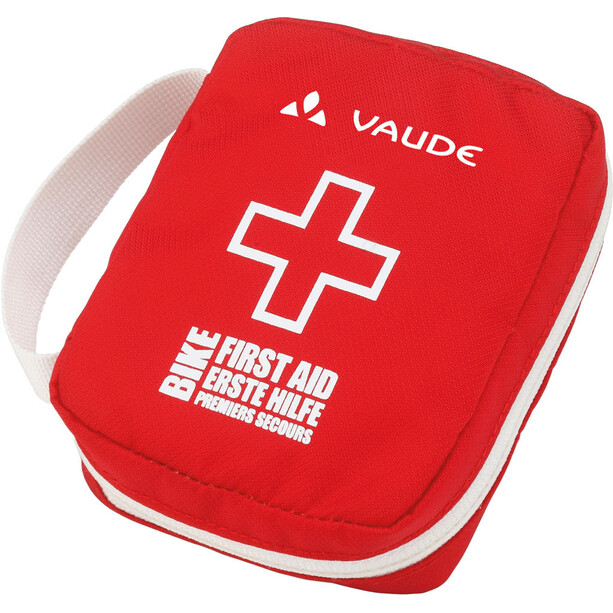 VAUDE First Aid Bike Essential red/white