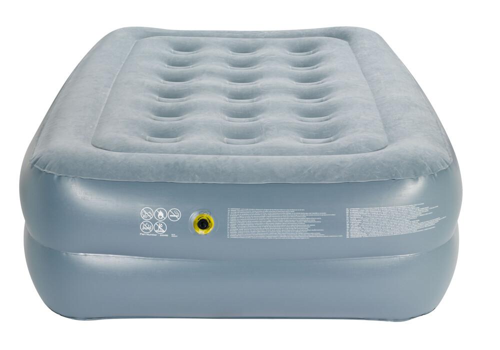 matelas gonflable campingaz quickbed x 39 tra double hoch sur. Black Bedroom Furniture Sets. Home Design Ideas