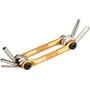 Crankbrothers Multi-5 Multi Tool gold