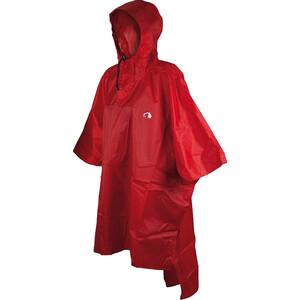 Tatonka Poncho 2 M-L red red