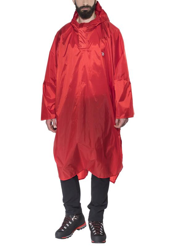 Tatonka Poncho 3 XL-XXL red Ponchos 2801-015