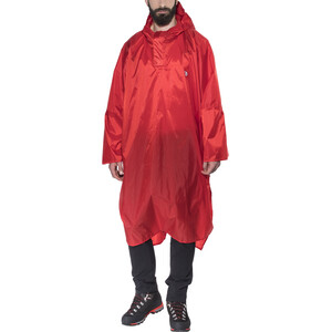 Tatonka Poncho 3 XL-XXL red red