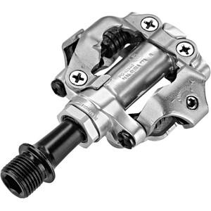 Shimano PD-M540 Pedals SPD silver silver