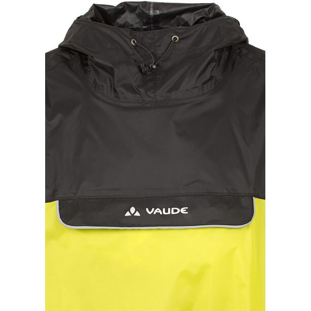 VAUDE Valero Poncho lemon