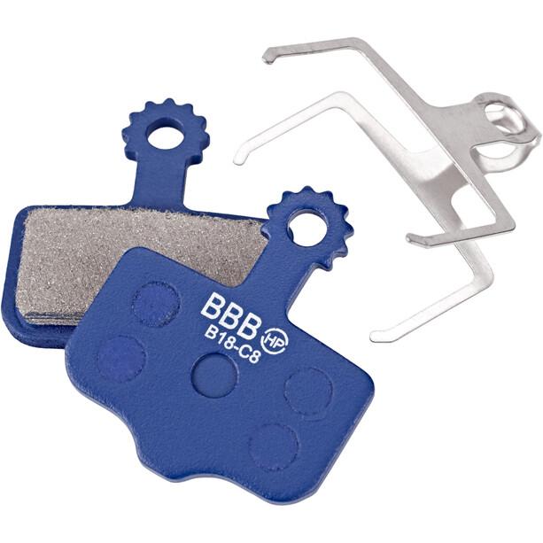 BBB DiscStop BBS-441 Avid Brake Pads blue