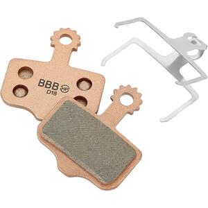 BBB BBS-441S DiscStop Avid Scheibenbremsbeläge bronze bronze