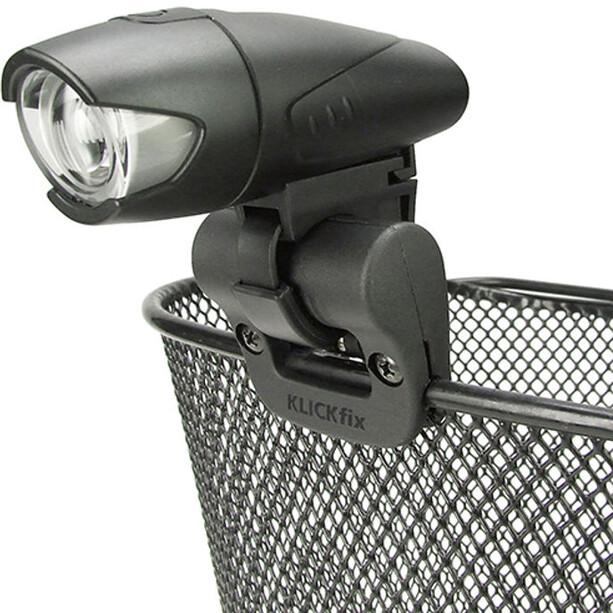 KlickFix Light Clip för cykelkorg