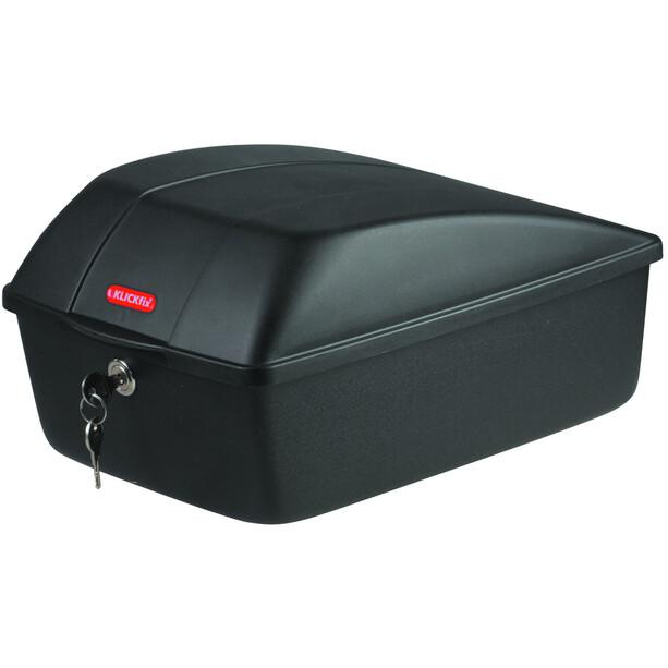 KlickFix Fahrradbox 12l für Racktime schwarz