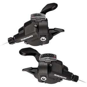 SRAM X.4 Trigger-Set 8x, musta musta