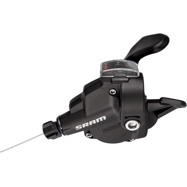 SRAM X4 Trigger Schalthebel Vorne 3-fach schwarz