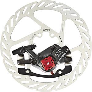 Avid Bearing 7 Disc Brake Foran / bak black black