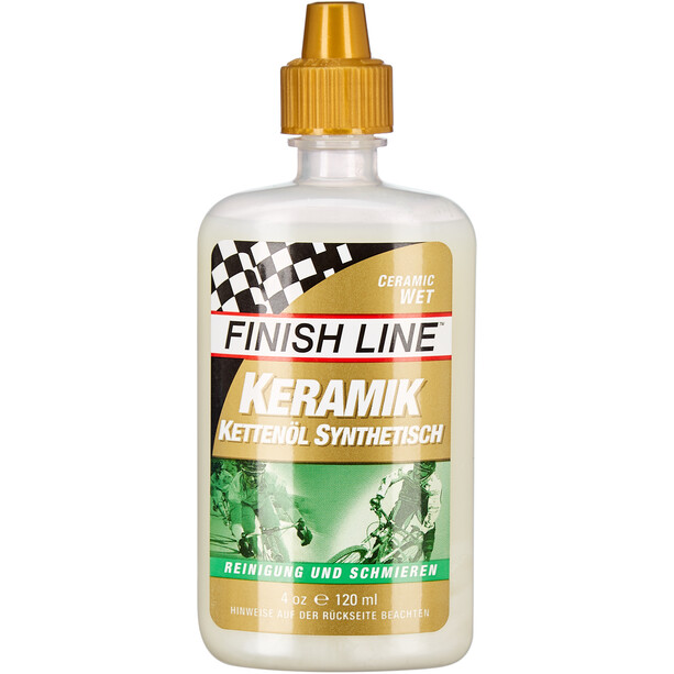 Finish Line Ceramic Syntetisk kædeolie 120 ml