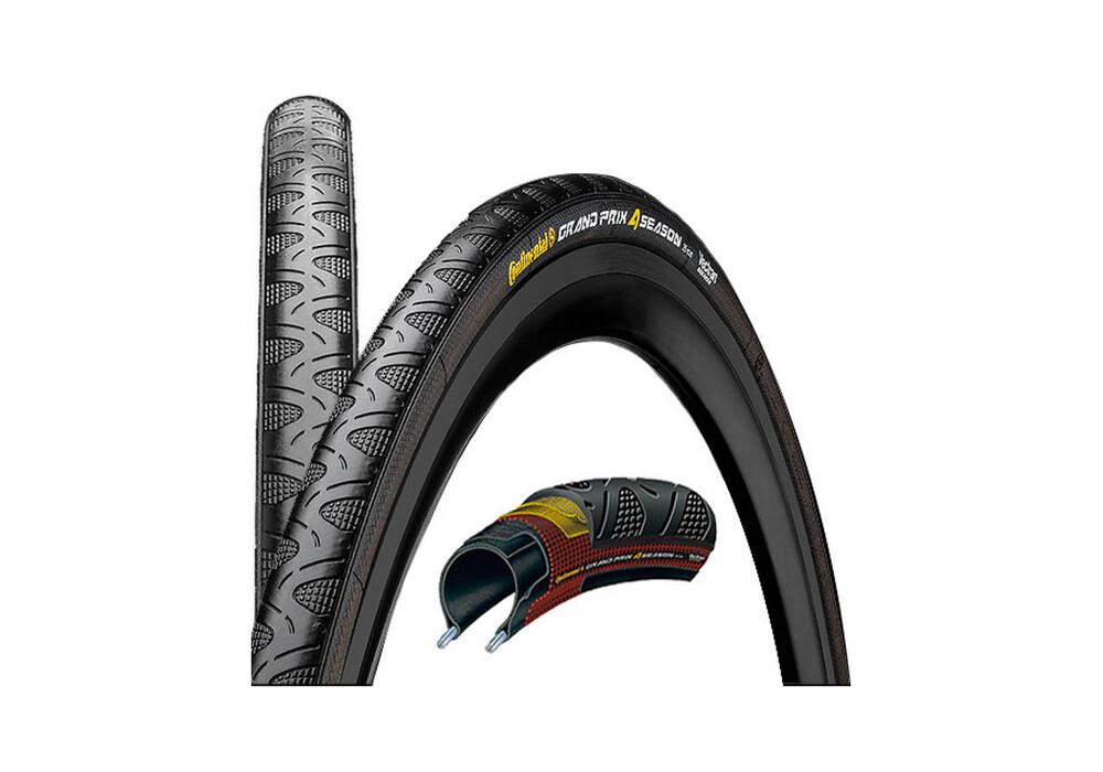 continental grand prix 4 pneu v lo de route souple noir boutique de v los en ligne. Black Bedroom Furniture Sets. Home Design Ideas