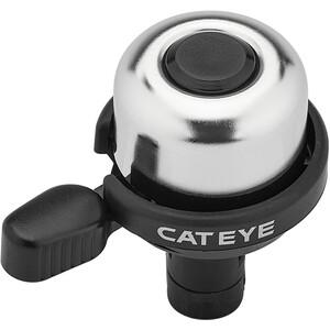 CatEye OH 1000 Ringeklokke, sølv/sort sølv/sort