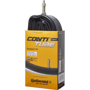 Continental Compact 16 Schlauch DV 26mm