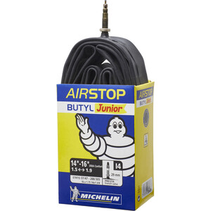 """I4 Airstop インナーチューブ 14"""""""
