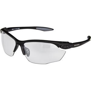 Alpina Twist Four VL+ Brille black matt black matt