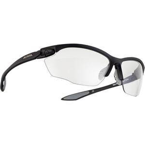 Alpina Twist Four VL+ Brille schwarz schwarz