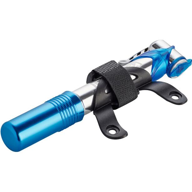 Zefal Air Profil Micro Fahrradpumpe blue