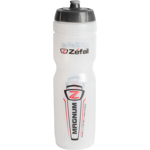 Zefal Magnum Trinkflasche 1000ml transparent transparent