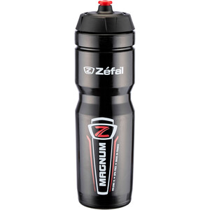 Zefal Magnum Drikkeflaske 1000ml, sort sort