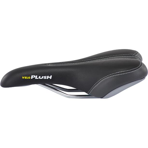 Velo Plush Foam Sportsattel Herren schwarz