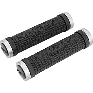 Lizard Skins Peaty Cheers Lock-On Grips black black