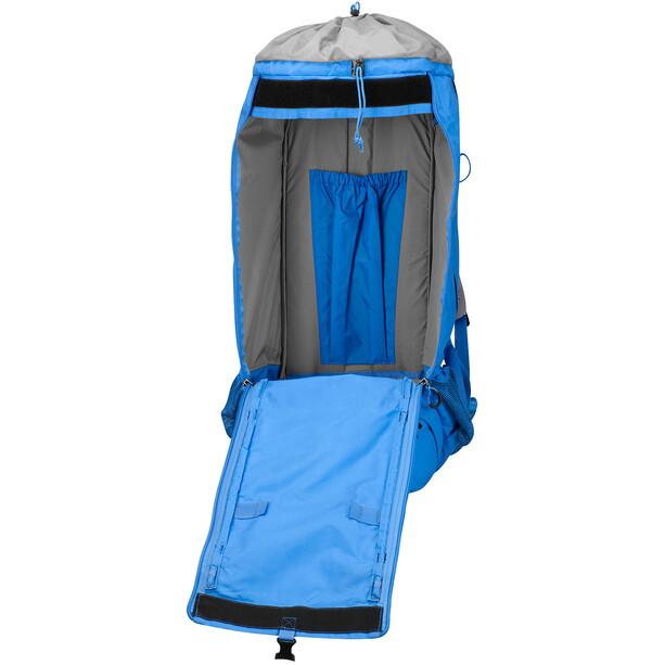 Fjällräven Kajka 65 Rucksack un blue