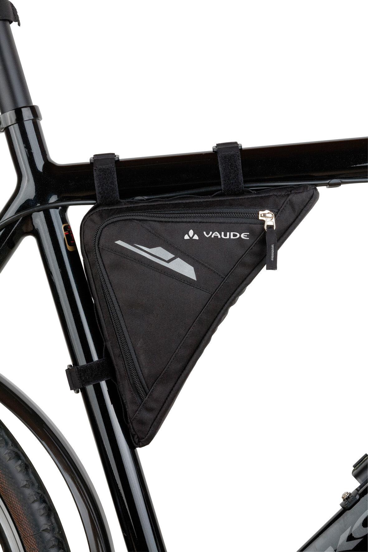 vaude triangle frame bag black online bestellen bei. Black Bedroom Furniture Sets. Home Design Ideas