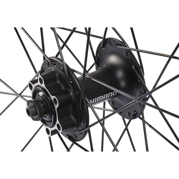 Rodi M460 Vorderrad Vorderrad 26x1.9 32L Disc mit Alivio Disc 6-Loch schwarz