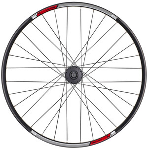 Rodi M460 Front Wheel Front 26x1.9 32h Disc with Alivio Disc 6 bolt black black