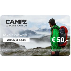 CAMPZ Geschenkgutschein 50 €