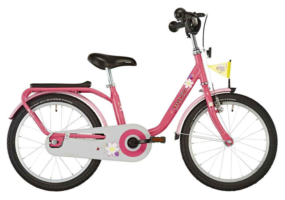 puky z 8 kinderfahrrad lovely pink online kaufen bei bikester. Black Bedroom Furniture Sets. Home Design Ideas