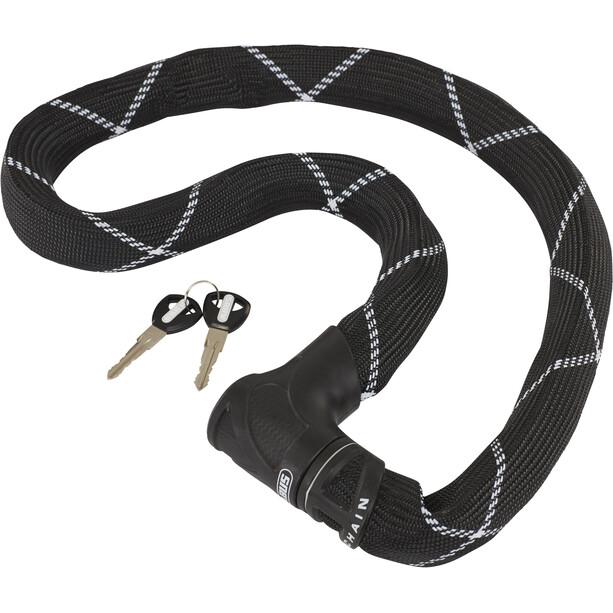 ABUS Iven Chain 8210/110 Kettenschloss schwarz