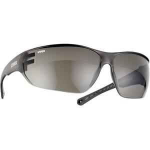 UVEX Sportstyle 204 Brille schwarz schwarz