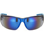 UVEX Sportstyle 204 Sportbrille blue/blue
