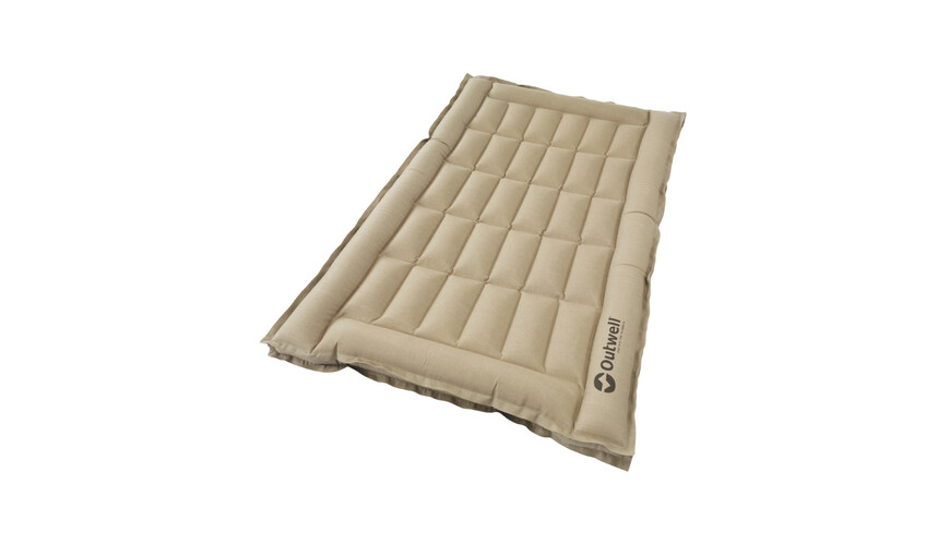 Outwell airbed box matelas gonflable 2 places beige sur - Dimensions matelas 2 places ...
